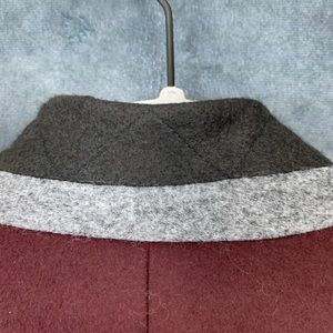 Veronica Beard Jackets & Coats - Veronica Beard Cutaway Stand-Collar Dickey Blazer